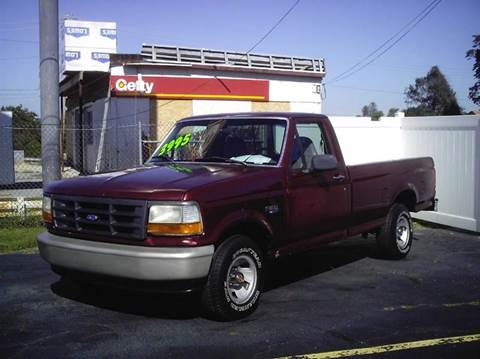 1996 Ford F-150 for sale in Saint Georges, DE