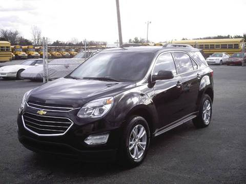 2017 Chevrolet Equinox for sale in Saint Georges, DE