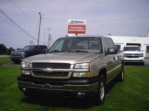 2005 Chevrolet Silverado 1500 for sale in Saint Georges, DE