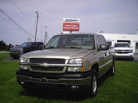 2005 Chevrolet Silverado 1500 for sale in Saint Georges, DE