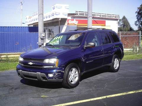 2002 Chevrolet TrailBlazer for sale in Saint Georges, DE