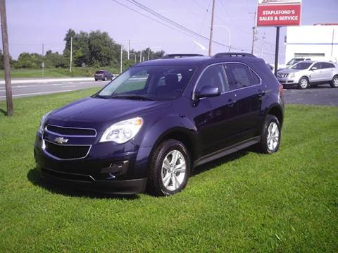 2015 Chevrolet Equinox for sale in Saint Georges, DE