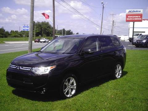 2014 Mitsubishi Outlander for sale in Saint Georges, DE