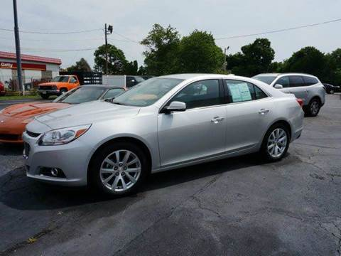 2015 Chevrolet Malibu for sale in Saint Georges, DE