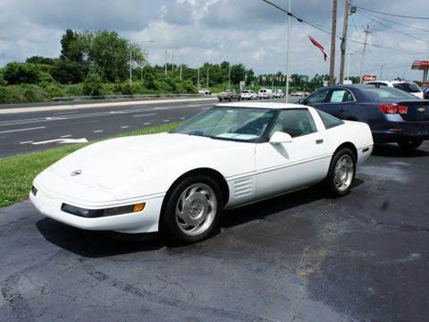 1993 Chevrolet Corvette for sale in Saint Georges, DE