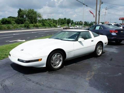 1993 Chevrolet Corvette for sale in Saint Georges, DE