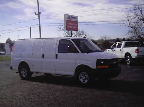 2016 Chevrolet Express Cargo for sale in Saint Georges, DE