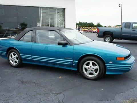 1993 Oldsmobile Cutlass Supreme for sale in Saint Georges, DE