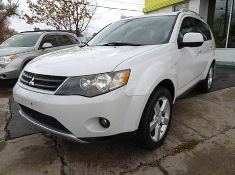 2008 mitsubishi outlander for sale