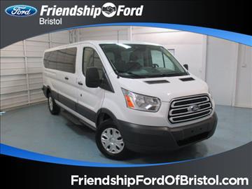 Passenger van for sale tennessee for Ford motor credit franklin tn