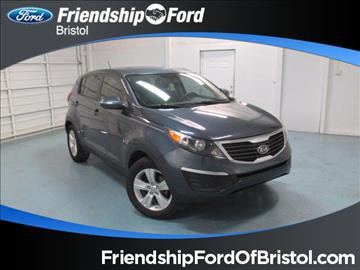 2011 Kia Sportage for sale in Bristol, TN