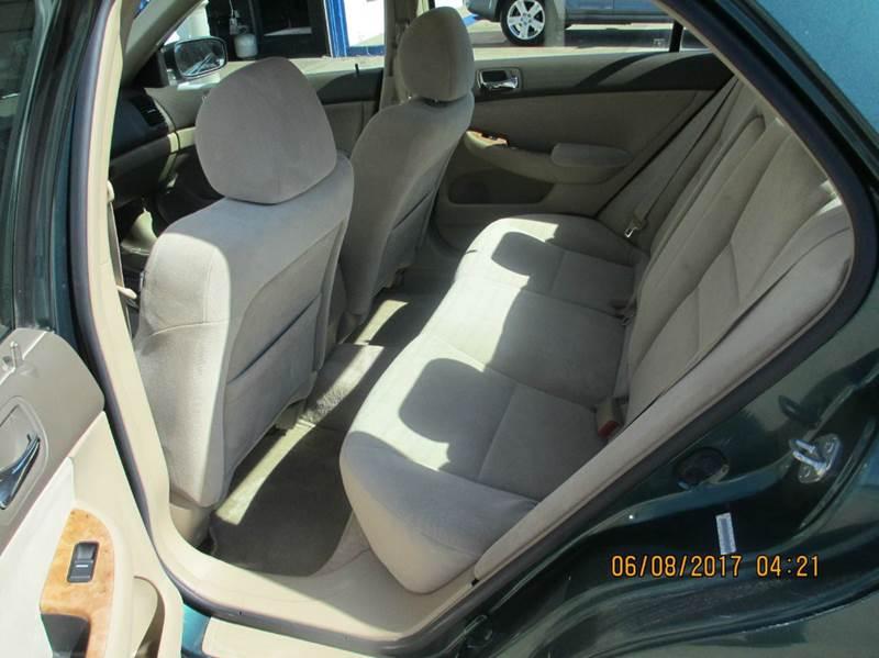 2003 Honda Accord EX 4dr Sedan - Carbondale IL