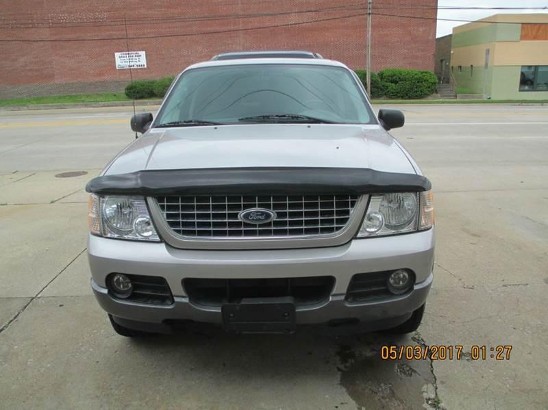 2004 Ford Explorer 4dr XLT 4WD SUV - Carbondale IL