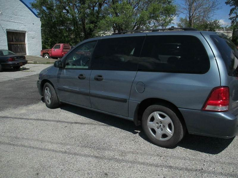 2004 Ford Freestar SE 4dr Mini-Van - Carbondale IL