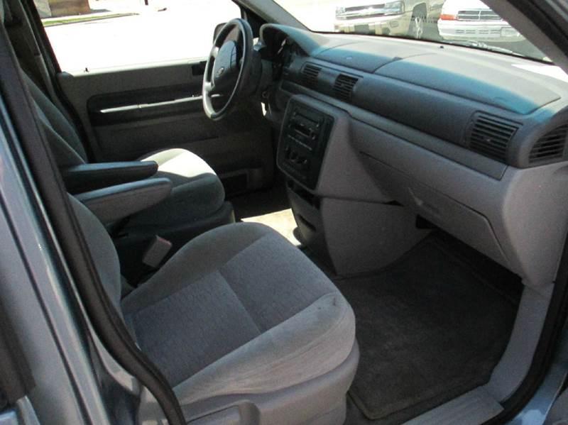 2004 Ford Freestar SE 4dr Mini-Van - Carbondale IL