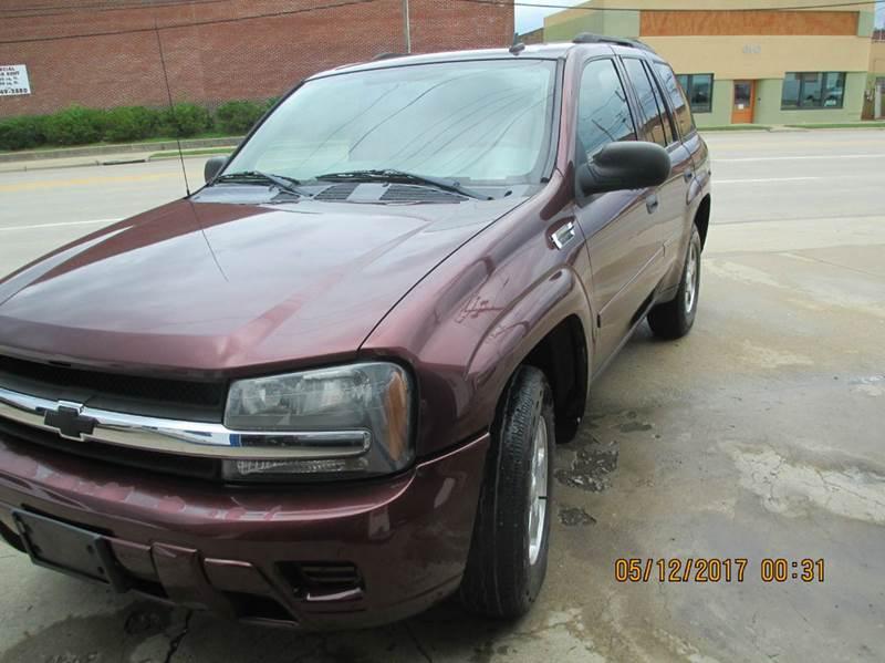 2006 Chevrolet TrailBlazer LS 4dr SUV w/1SA - Carbondale IL