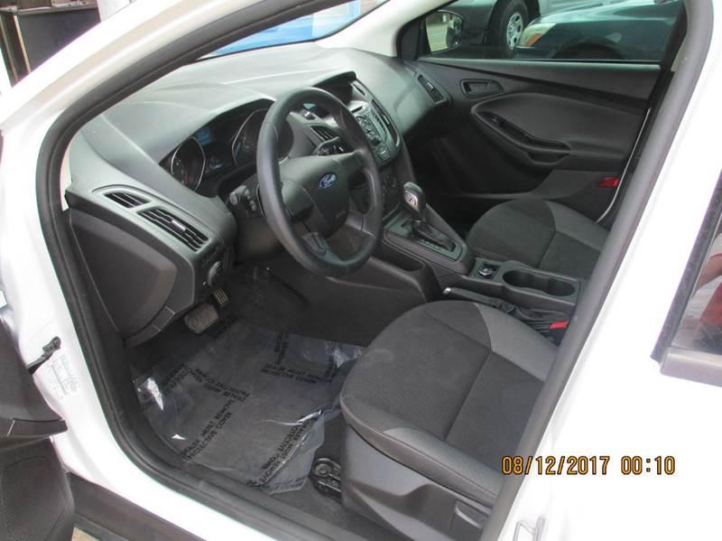 2014 Ford Focus S 4dr Sedan - Carbondale IL