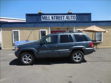 2001 Jeep Grand Cherokee for sale in Reno, NV