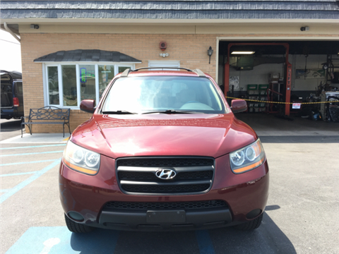 2008 Hyundai Santa Fe for sale in Whitehall, PA