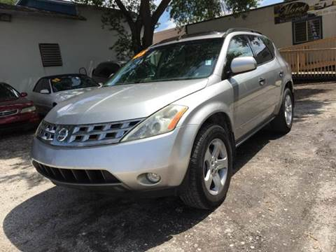 2005 Nissan Murano for sale in Tampa, FL