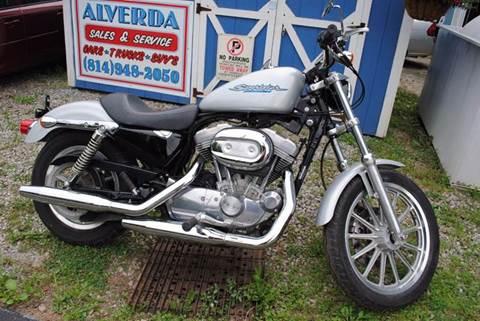 2007 Harley-Davidson Sportster for sale in Alverda, PA