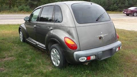 2002 Chrysler PT Cruiser for sale in Gladwin, MI