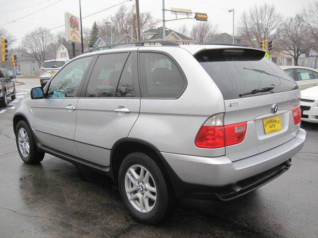 2005 BMW X5 AWD 3.0i 4dr SUV - Green Bay WI