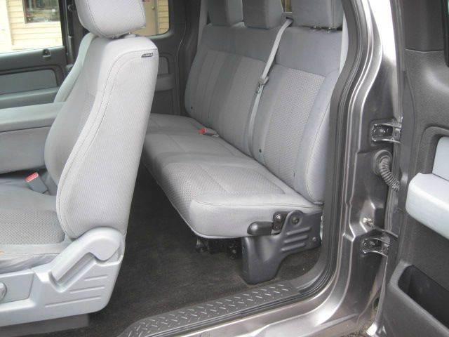2012 Ford F-150 4x4 XLT 4dr SuperCab Styleside 6.5 ft. SB - Green Bay WI