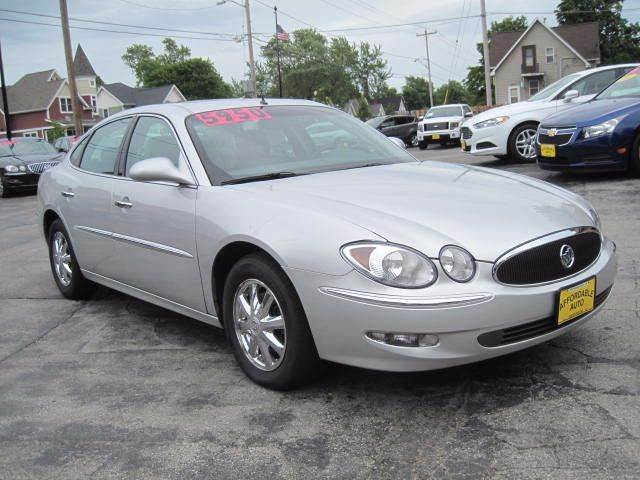 2005 Buick LaCrosse CXL 4dr Sedan w/ Front and Rear Head Airbags - Green Bay WI