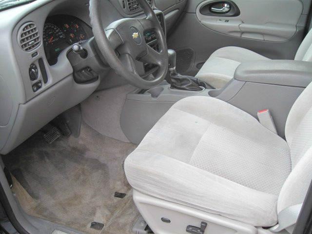 2007 Chevrolet TrailBlazer LS 4dr SUV 4WD - Green Bay WI