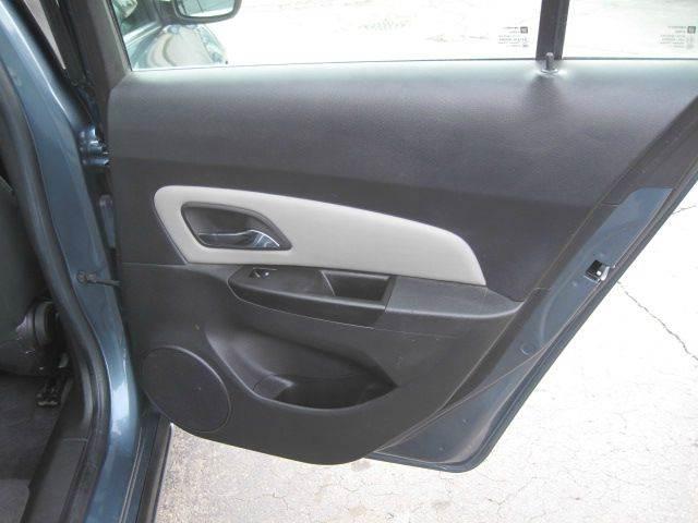 2012 Chevrolet Cruze LS 4dr Sedan - Green Bay WI