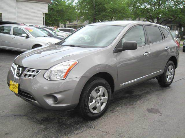 2013 Nissan Rogue S 4dr Crossover - Green Bay WI