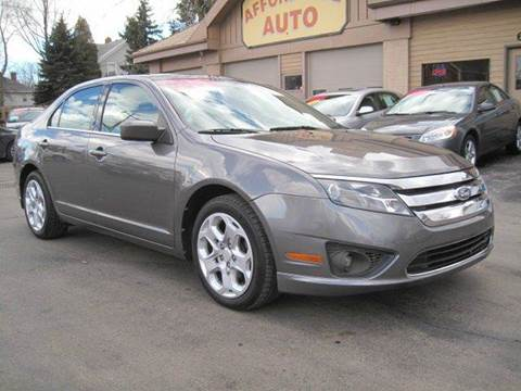 2011 Ford Fusion for sale in Green Bay, WI
