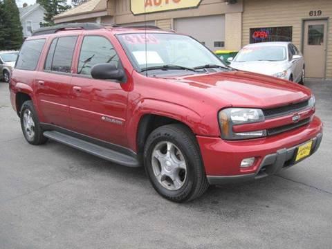 2004 Chevrolet TrailBlazer EXT for sale in Green Bay, WI