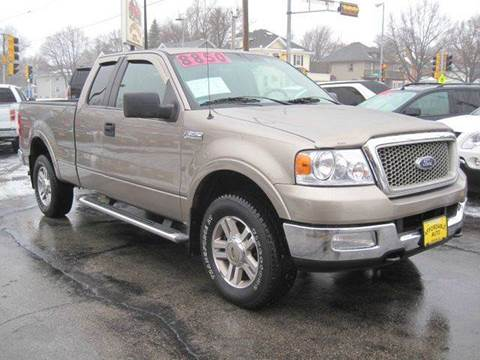 2005 Ford F-150 for sale in Green Bay, WI