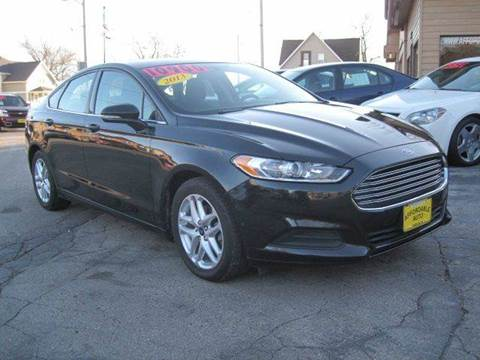 2013 Ford Fusion for sale in Green Bay, WI