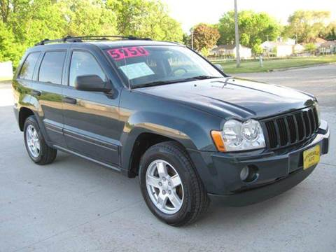 2005 Jeep Grand Cherokee for sale in Green Bay, WI