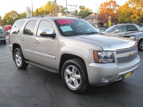 2008 Chevrolet Tahoe for sale in Green Bay, WI