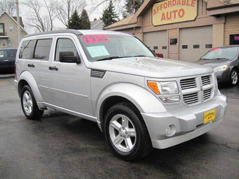 dodge nitro for sale wisconsin. Black Bedroom Furniture Sets. Home Design Ideas