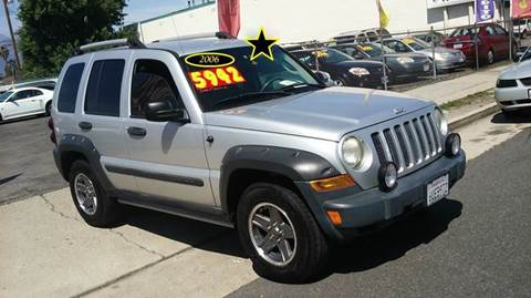 2006 Jeep Liberty for sale in Ontario, CA