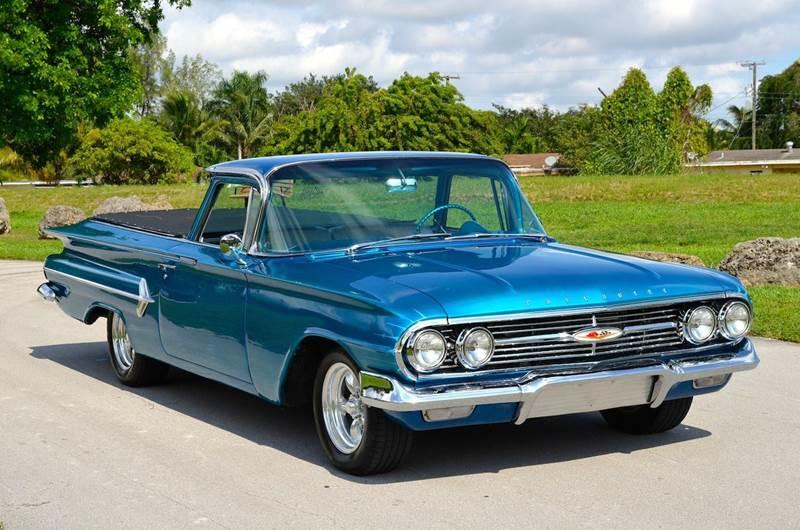 Lowrider Miami >> 1960 Chevrolet El Camino for sale - Carsforsale.com