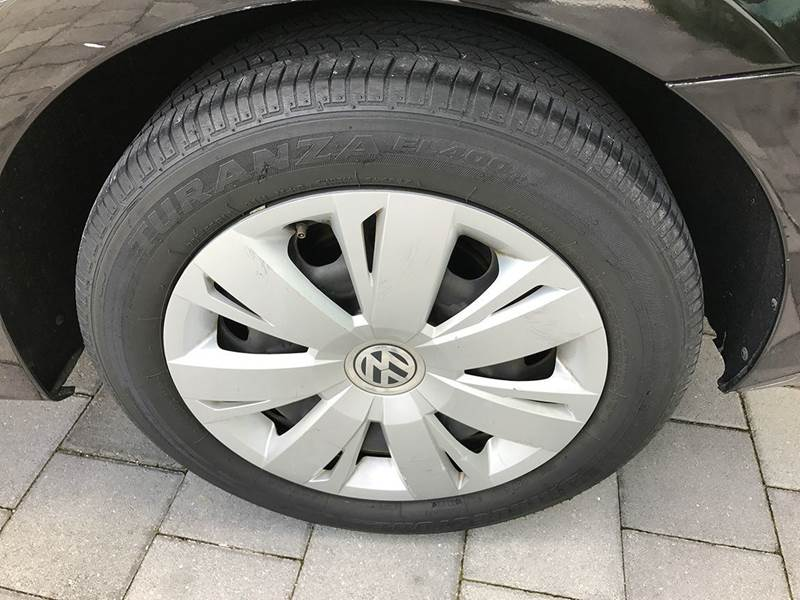 2014 Volkswagen Jetta SE PZEV 4dr Sedan 6A - Miami FL