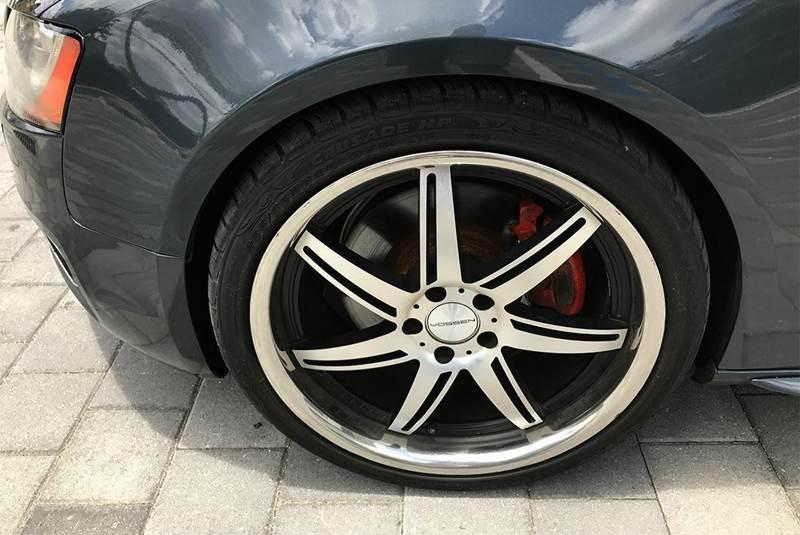 2009 Audi S5 AWD quattro 2dr Coupe 6A - Miami FL