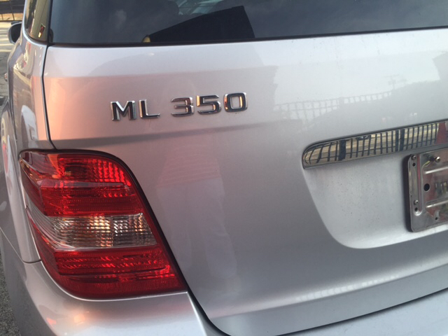 2006 Mercedes-Benz M-Class ML350 AWD 4MATIC 4dr SUV - Miami FL