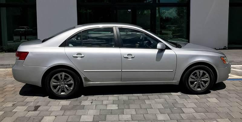 2007 Hyundai Sonata GLS 4dr Sedan - Miami FL