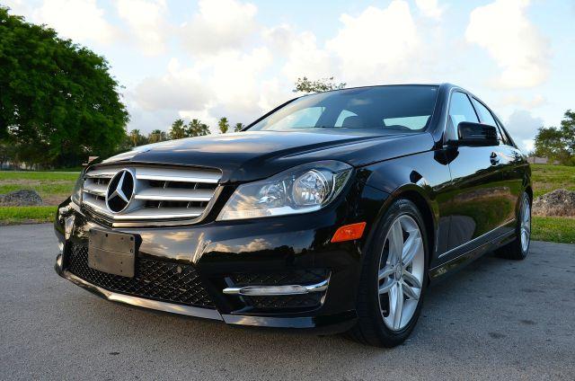 2013 Mercedes-Benz C-Class C300 Sport 4MATIC  - Miami FL