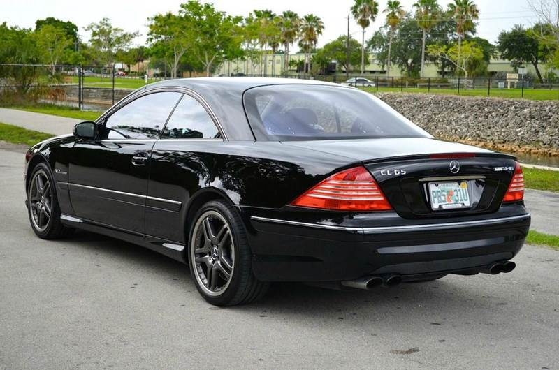 2005 Mercedes-Benz CL-Class CL65 AMG 2dr Coupe - Miami FL