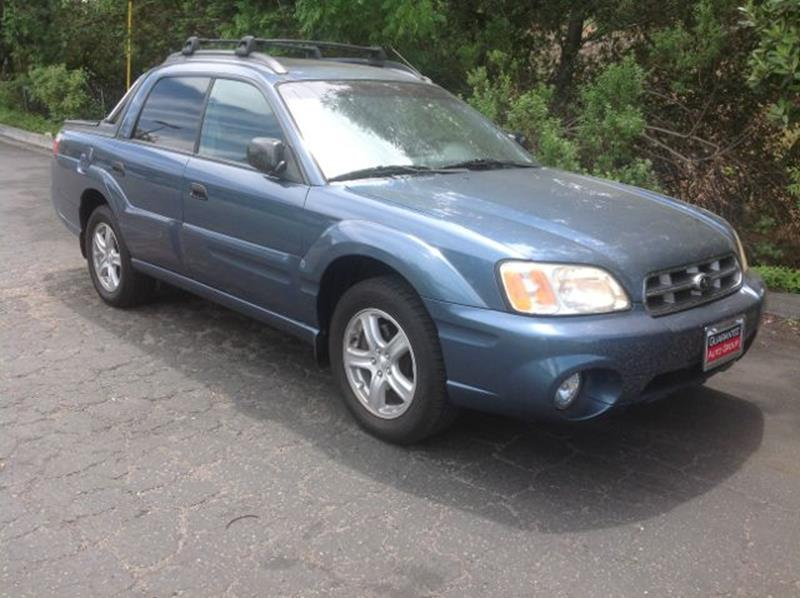 2006 subaru baja sport awd 4dr crew cab sb 25l h4 4a in 2006 subaru baja sport awd 4dr crew cab sb 25l h4 4a in atascadero ca guarantee auto group sciox Image collections
