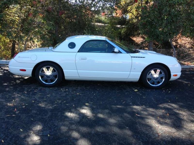 Ford Thunderbird For Sale Carsforsale Com