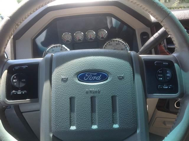 2008 Ford F-350 Super Duty Lariat Pickup 4D 8 ft - Atascadero CA